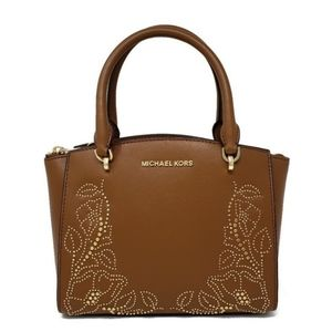 Michael Kors Ellis Satchel Bag
